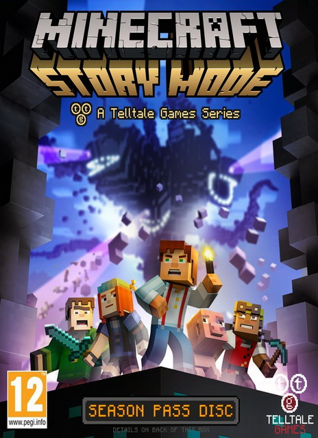 Minecraft Story Mode jacket